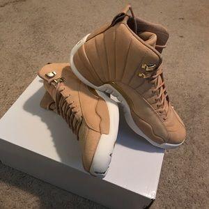 736ae46ba690 Jordan Shoes - WMNS AIR JORDAN 12 RETRO A06068 203